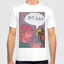 Art Bitch T-shirt