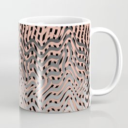 Electric Waves Coffee Mug
