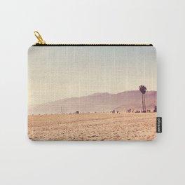 Vintage Santa Monica Carry-All Pouch
