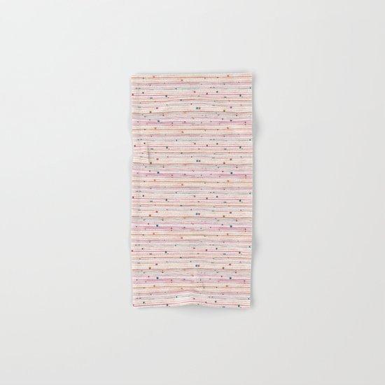 September Pattern Hand & Bath Towel