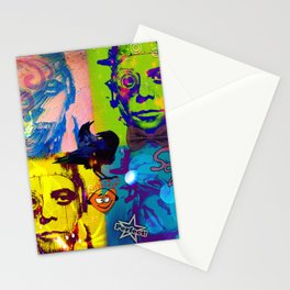 Dead and Famous: Lou Reed (The Velvet Underground) Stationery Cards