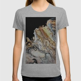 Silver clouds T-shirt