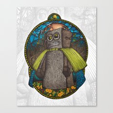 the Forest Guard Canvas Print