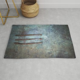 Three Nails Rug