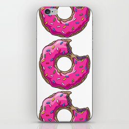 You can't buy happiness, but you can buy DONUTS. iPhone Skin