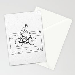 Welcome to Your Tape (Alternate Version) Stationery Cards
