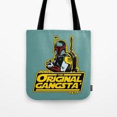 O.G. Boba Fett Tote Bag