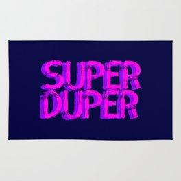 SUPER DUPER Rug