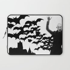Nosferatu - the real bat Laptop Sleeve