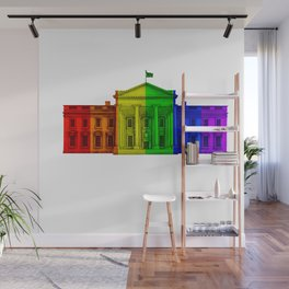 Celebrate Marriage Equality Wall Mural