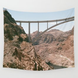 Hooverdam Wall Tapestry