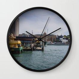 Sydney Ferries Wall Clock