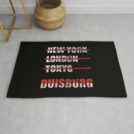 Duisburg Other cities Rug