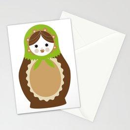 Matrioska-005 Stationery Cards