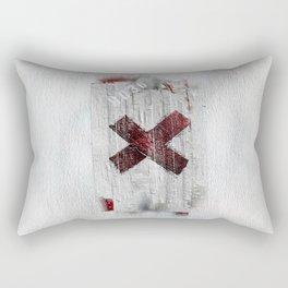 Cross my heart and hope .... Rectangular Pillow