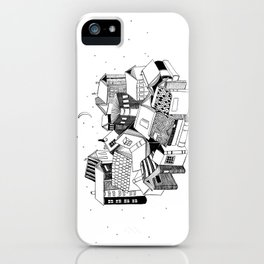 Book Town iPhone Case