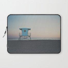 sunset on the coast ... Laptop Sleeve