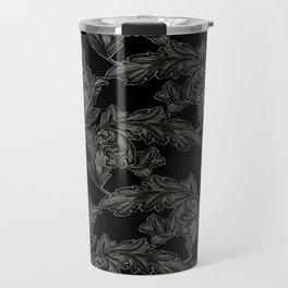 Acanthus Arabesque Travel Mug