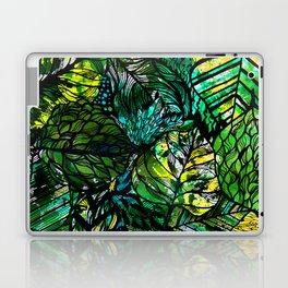 Leaf Camo Laptop & iPad Skin