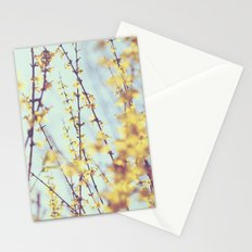 Yellow Daydreams Stationery Cards