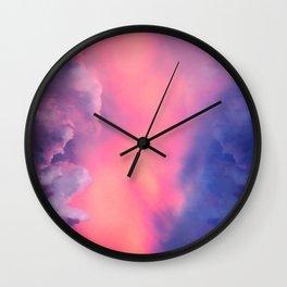 Nubes Wall Clock