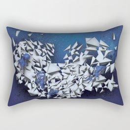 Sapphires Rectangular Pillow
