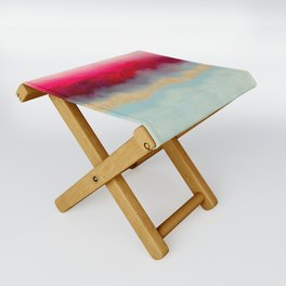 Gold Path Folding Stool