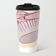 The Cupcake Chef Metal Travel Mug