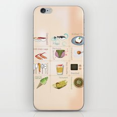 Japanese Food iPhone & iPod Skin