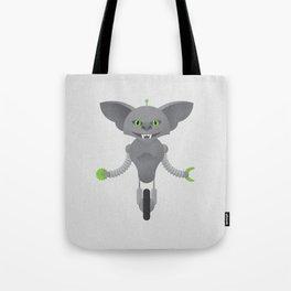 Gremlin / Robot Tote Bag