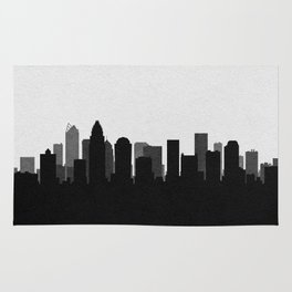 City Skylines: Charlotte Rug