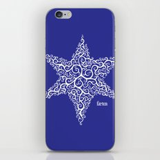 David's Star iPhone & iPod Skin
