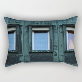 old architectures in Berlin Rectangular Pillow