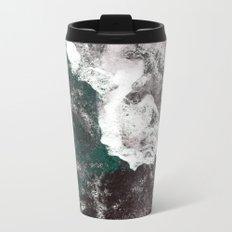 Abstract Sea, Water Metal Travel Mug