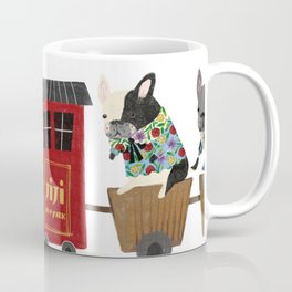Train_1(puff puff - toot toot) Coffee Mug