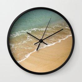 Summer Dreams Wall Clock