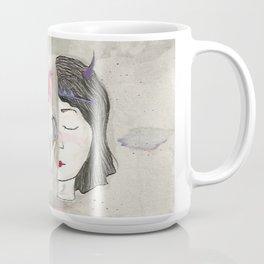 Divided Mind Coffee Mug