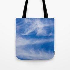 Tropical sky Tote Bag