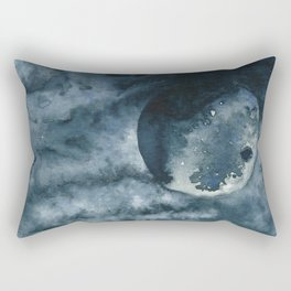 Gravitational Pull Rectangular Pillow