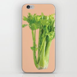 Celery iPhone Skin