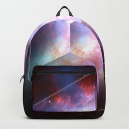 Cigar Galaxy Star Burst Backpack