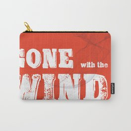 Windy Days Carry-All Pouch