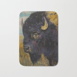 Bison Bath Mat