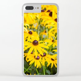Spot of Sunshine Clear iPhone Case