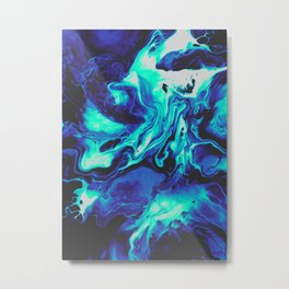 ACTS OF FEAR AND LOVE Metal Print
