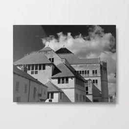 York Modern architecture Metal Print