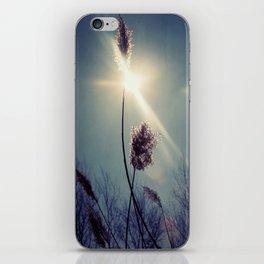 Blue light iPhone Skin