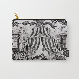 Circus of life II Carry-All Pouch