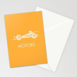 MOTORS / The Car Stationery Cards