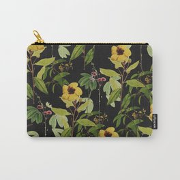 yelow flowers Carry-All Pouch